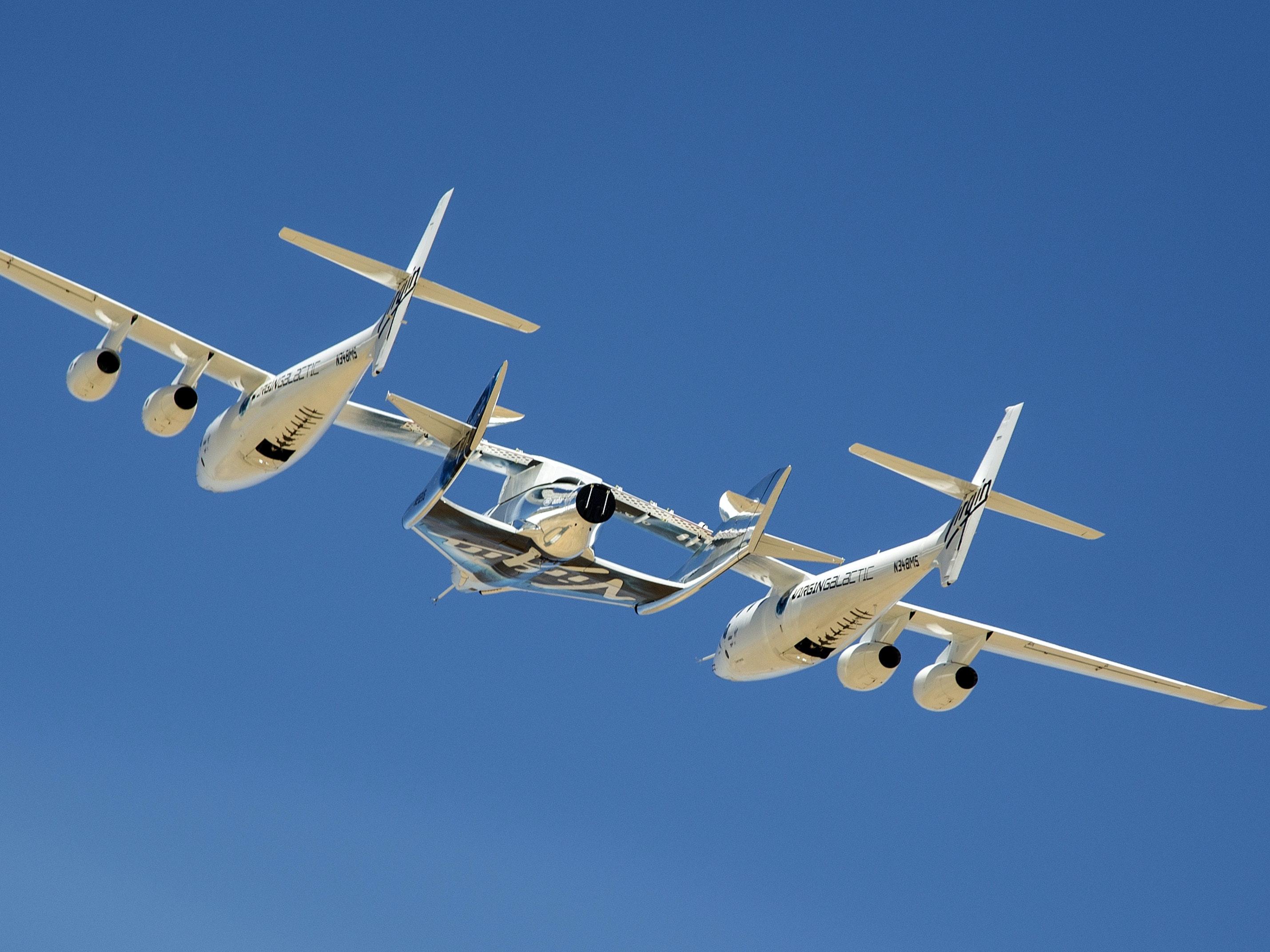Virgin Galactic Is Testing SpaceShipTwo Again