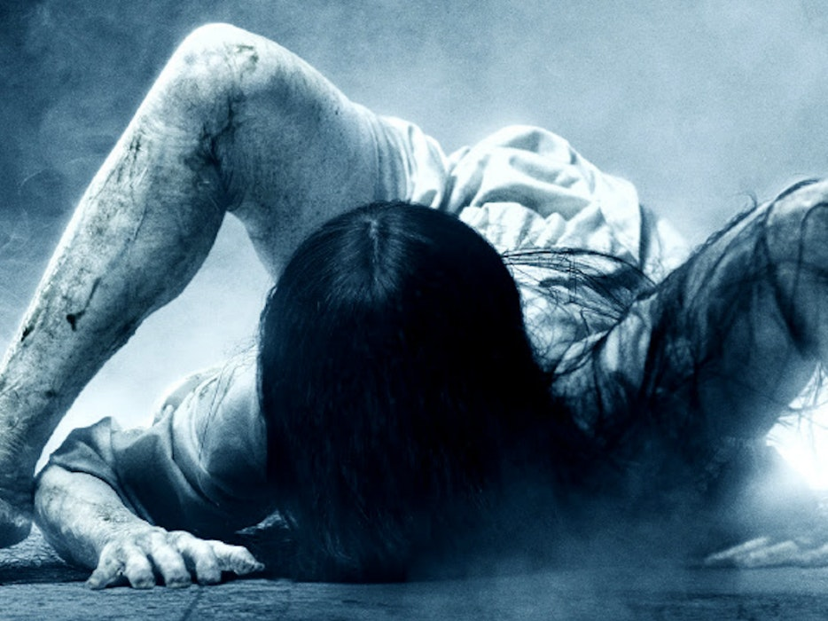 Watch People Freak Out as the Girl from 'The Ring' Crawls Out of a TV