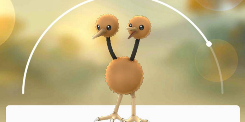 The 'Pokemon Go' Doduo Is a Goddamn Biological Miracle