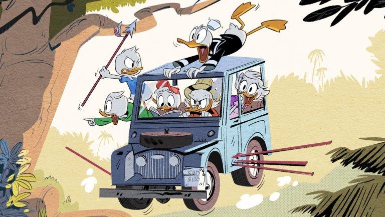 'DuckTales' Reboot Reveals David Tennant, All-Star Cast Singing Theme