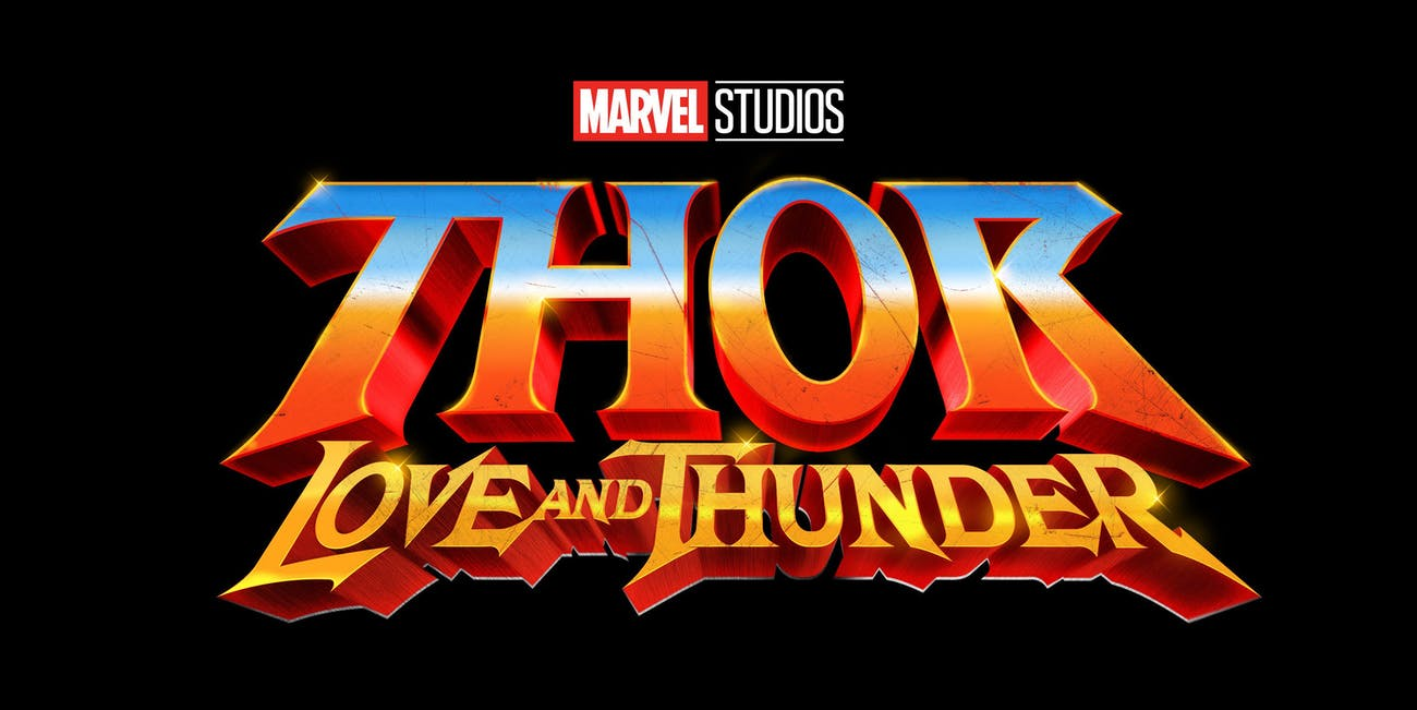Thor Love and Thunder Marvel Phase 4