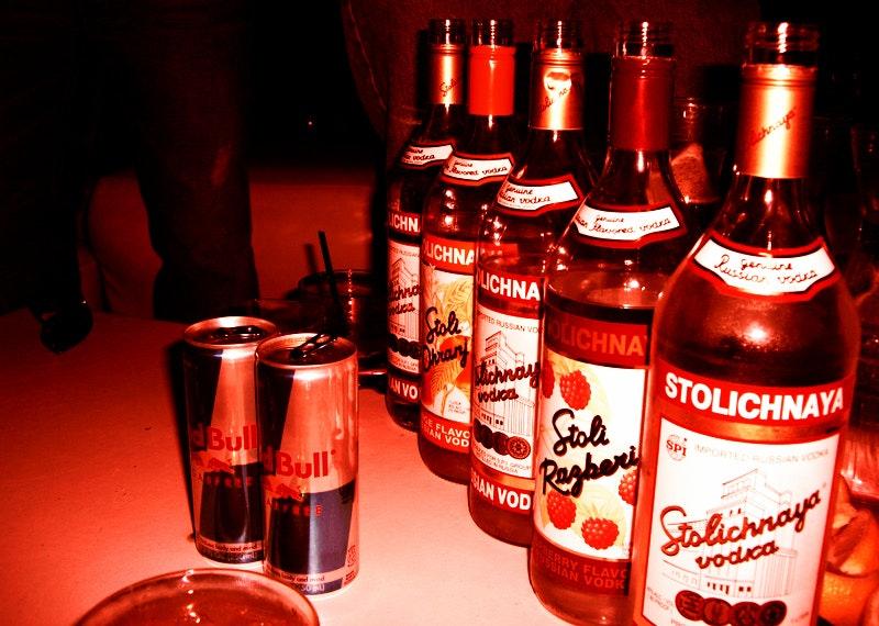 Alcoholic energy - harm or benefit