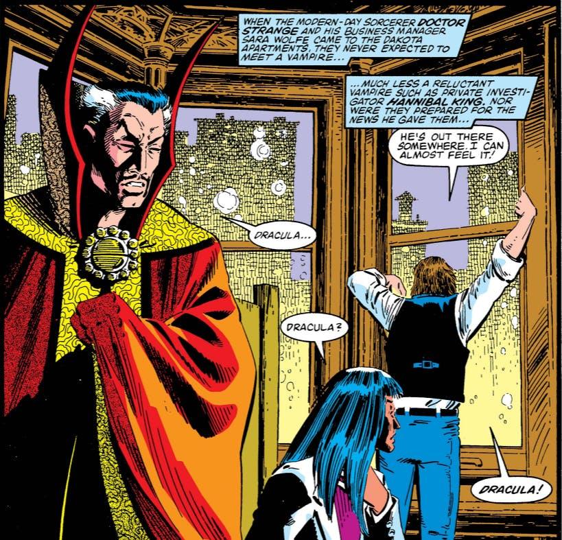 Flipboard: Marvel Phase 5 Theory Uses 'Doctor Strange 2' and