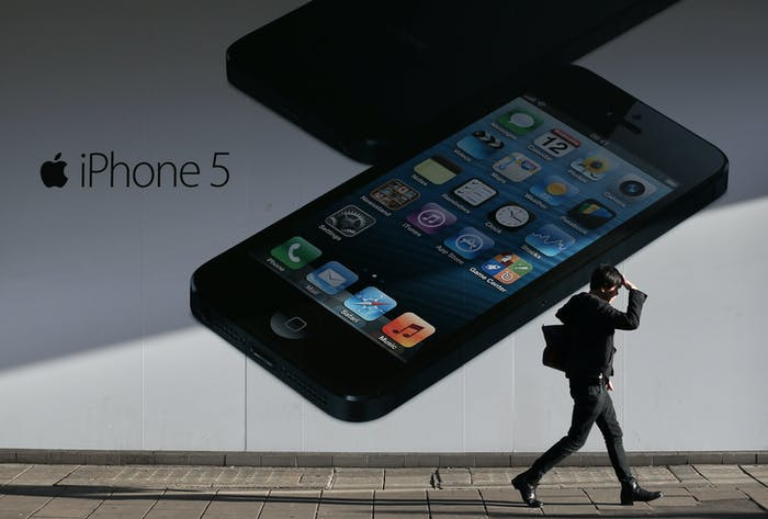 The iPhone 5 also received the 10.3.1 update.
