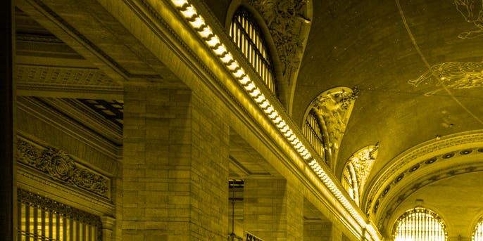 New York Grand Central Station