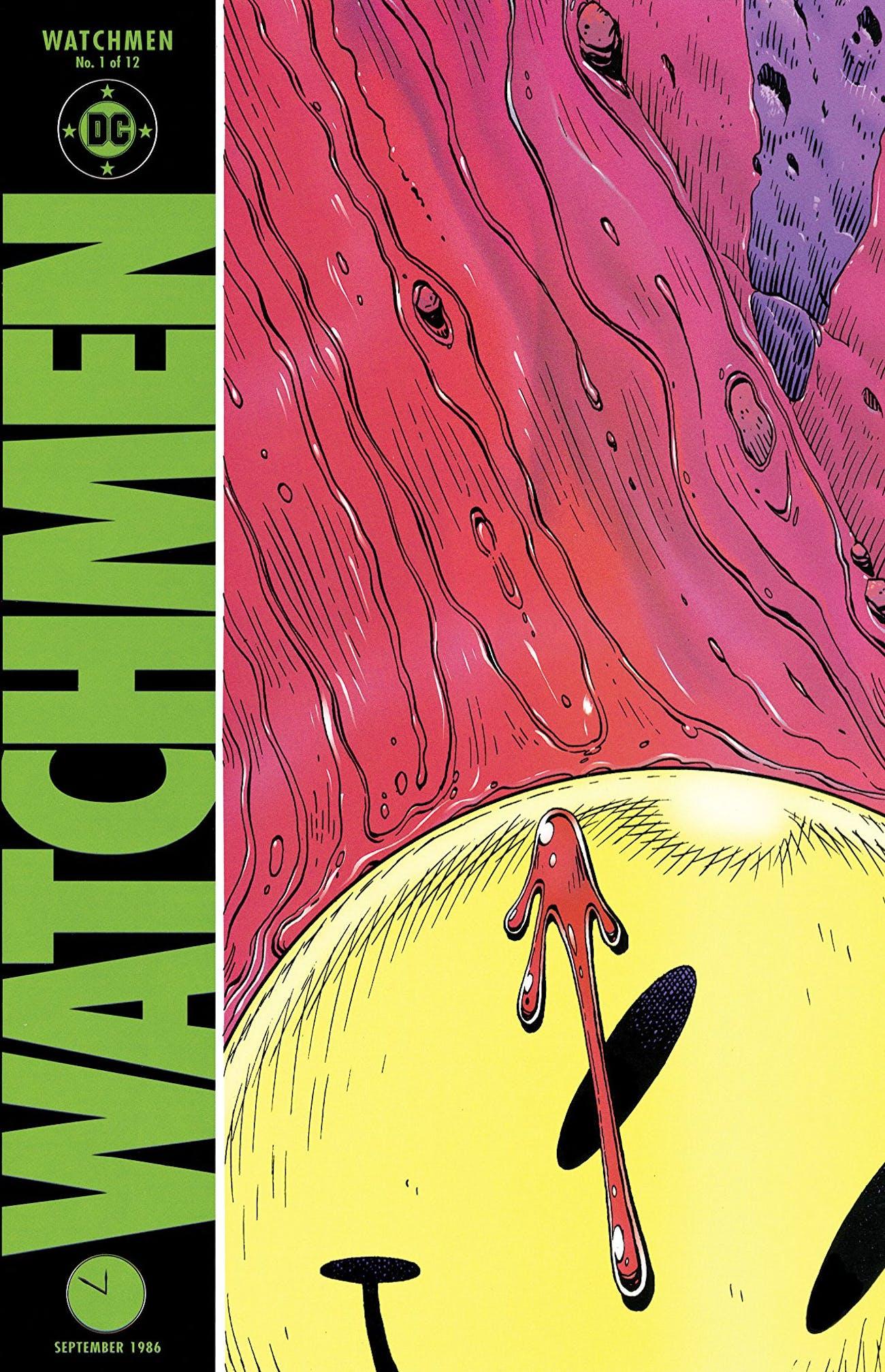 Watchmen DC Comics
