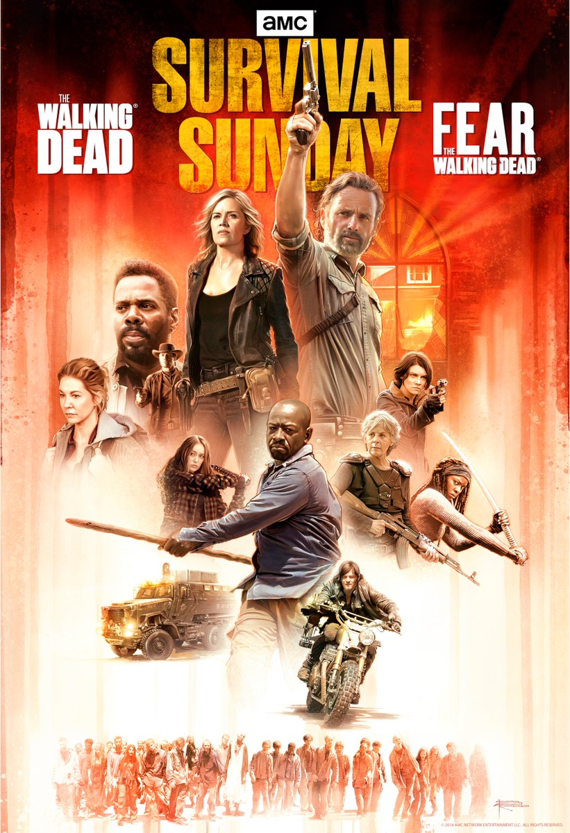 Walking Dead\' Crossover: How to Snag Exclusive Theater Poster | Inverse