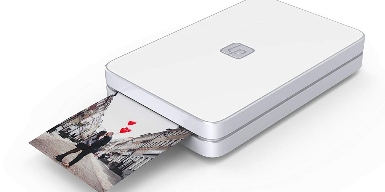 Lifeprint 2x3 Portable Photo and Video Printer for iPhone and Android