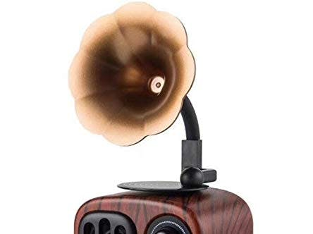Vintage-Inspired Speakers That Look as Good as They Sound