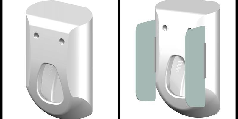 Artist's renderings of the Urinary 2.0.