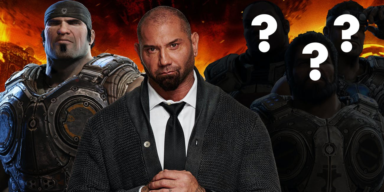 Dave Bautista Wants To Star In Gears Of War So We Picked His Delta