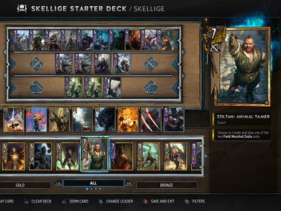 'The Witcher' Devs Are Going All in on a Digital Card Game