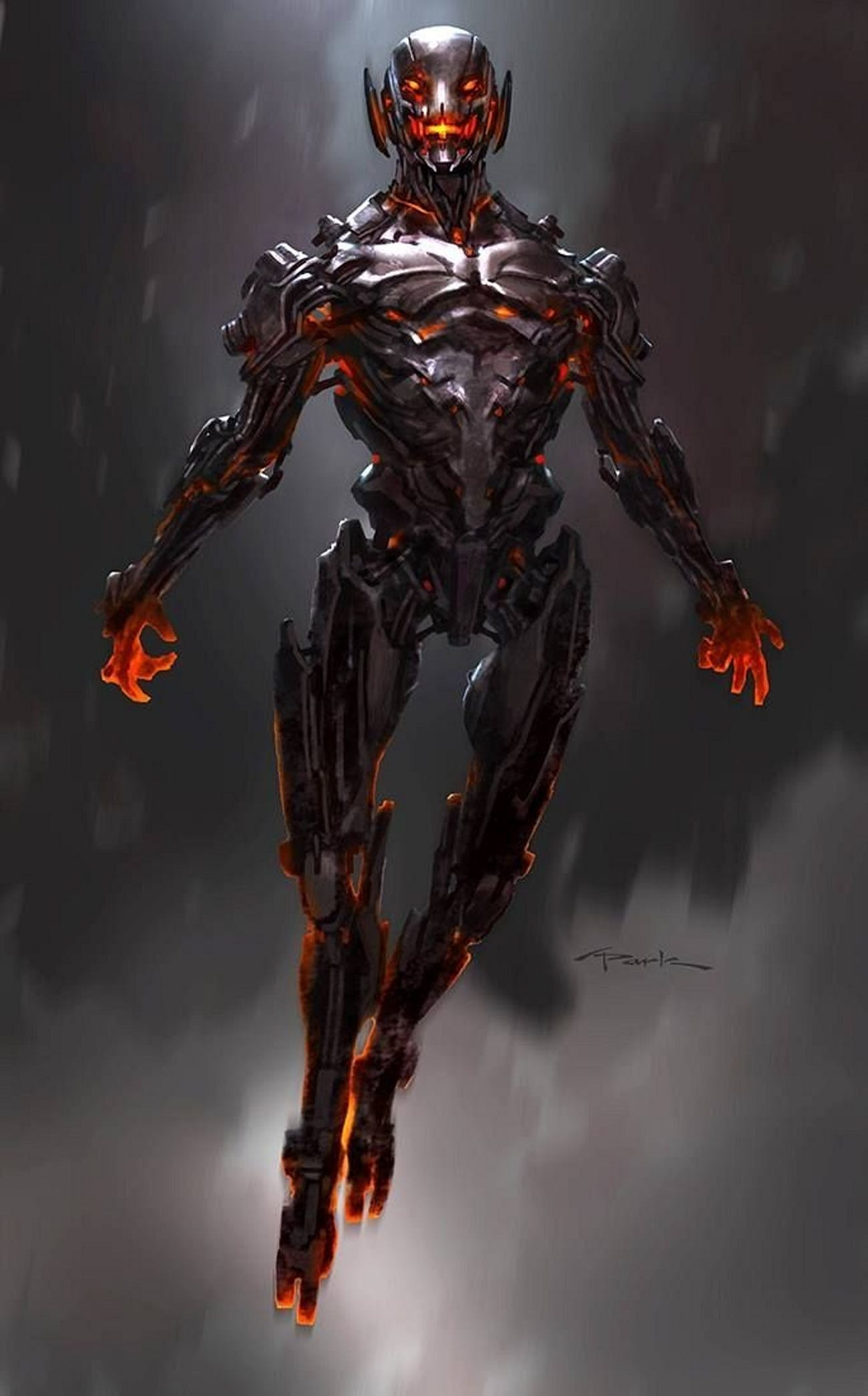 Sci Fi Concept Art From Pixar Alien And Star Wars That Didnt