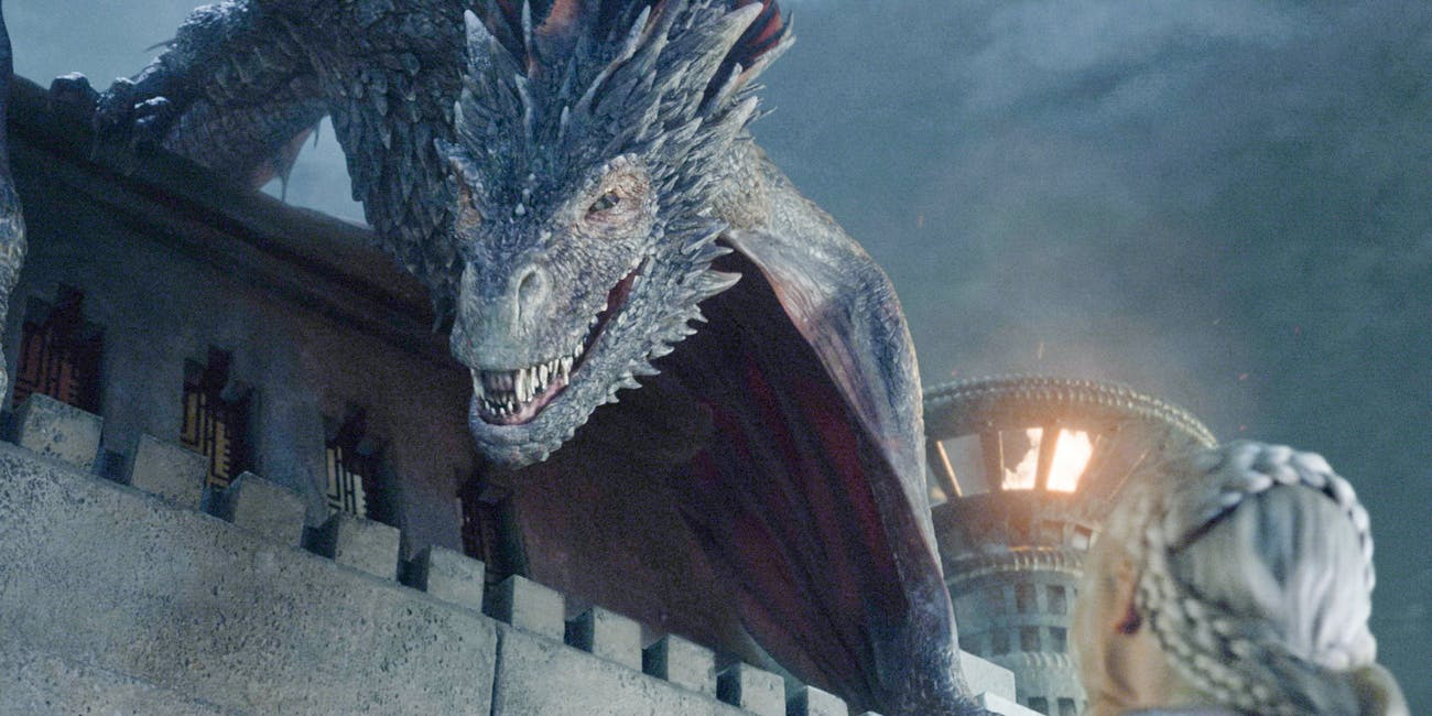 Game of Thrones' Spinoff Sequel Should Focus on Drogon's