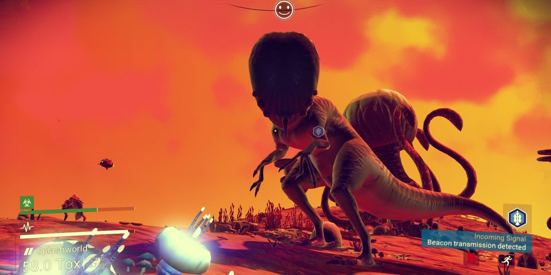 Mars Attacks.