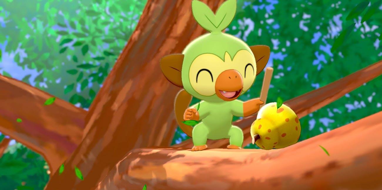 Pokemon Sword And Shield Leaks E3 Demo Teases 2 Secret Gameplay
