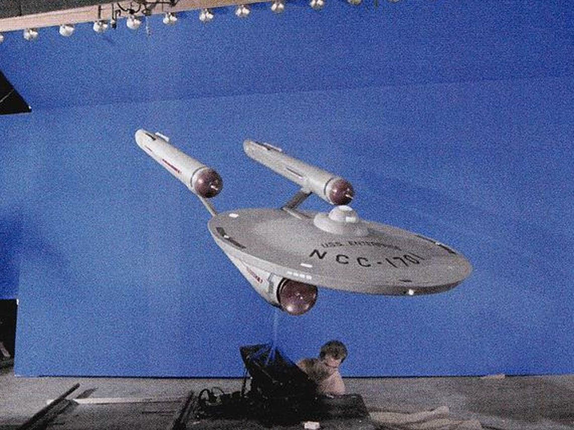 How 'Star Trek' Changed Visual Effects History   Inverse
