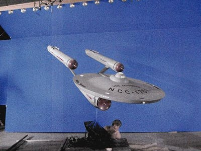 How 'Star Trek' Changed Visual Effects History