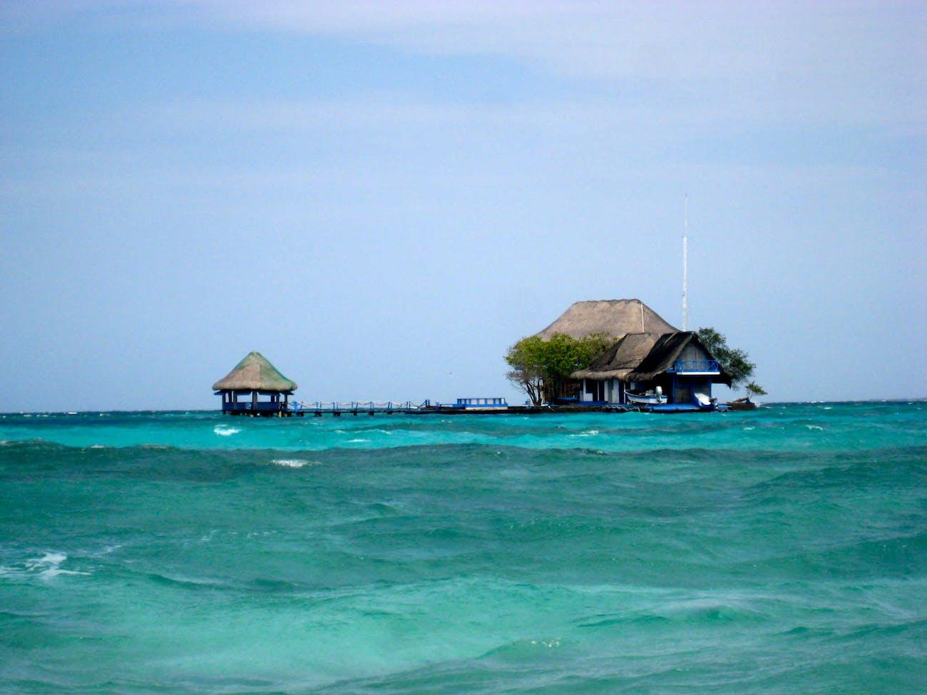 Islas Rosarios, Colombia