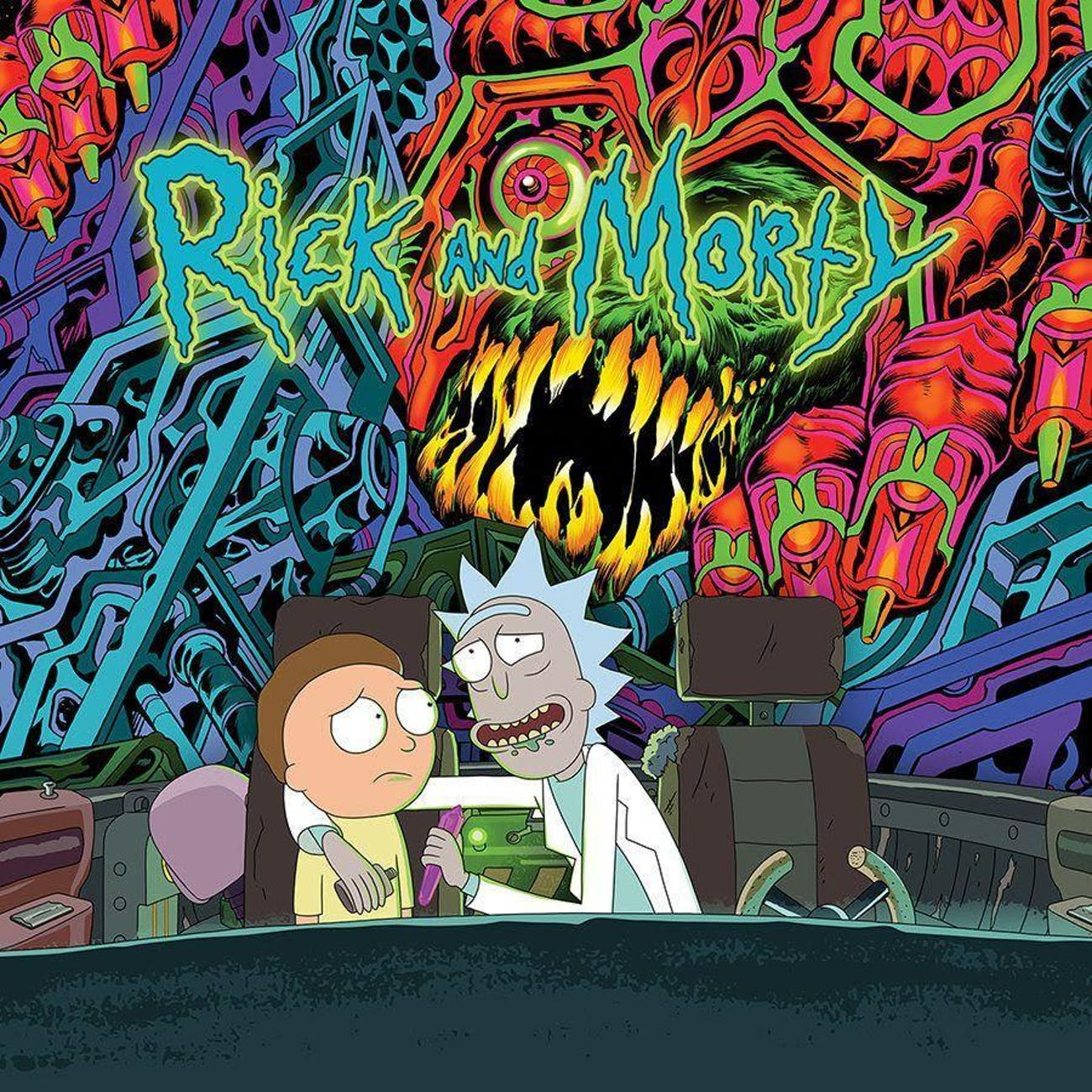 'Rick and Morty' Soundtrack