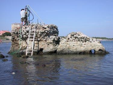 ancient roman maritime concrete