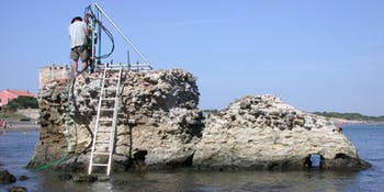 ancient roman maritime concrete