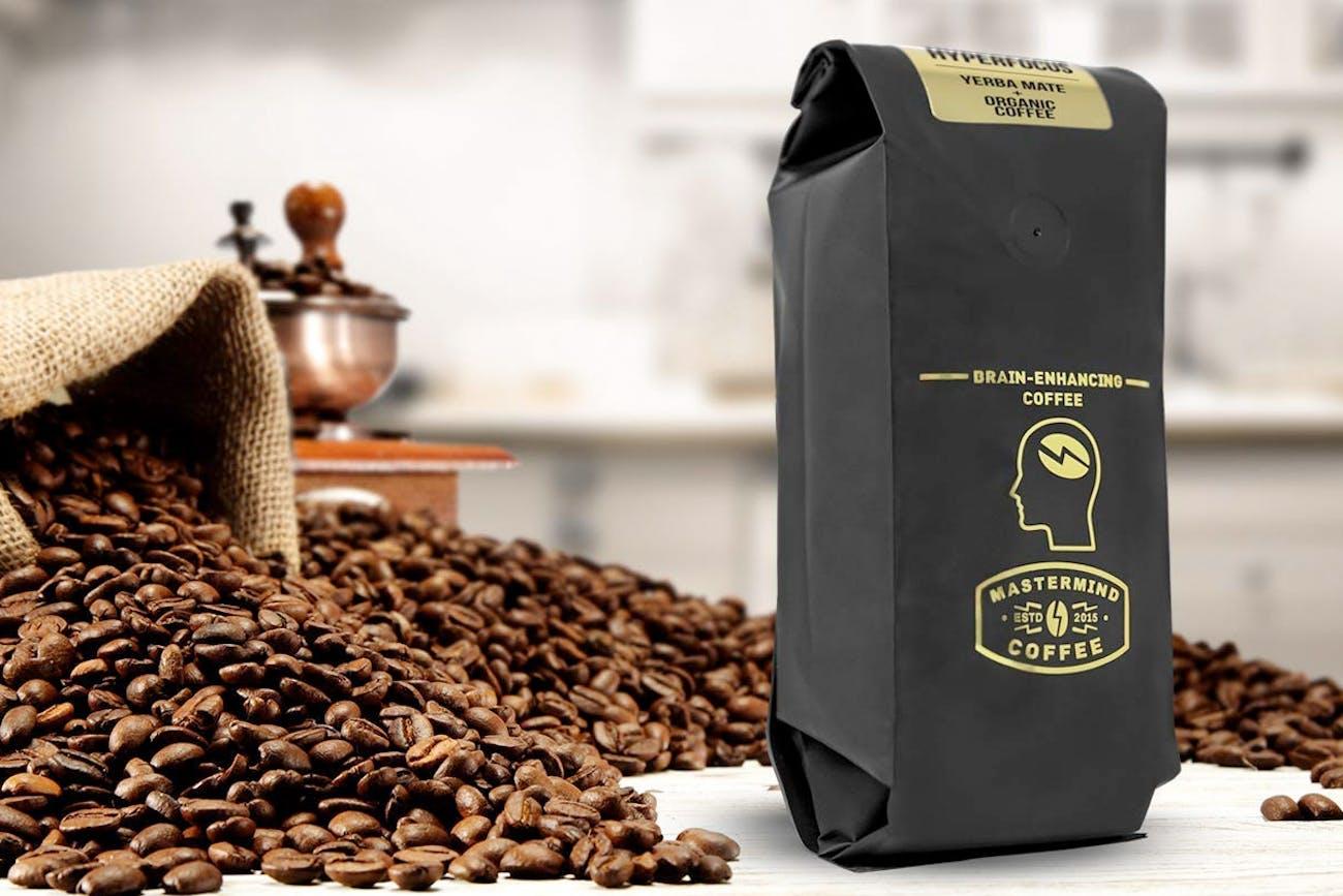 Mastermind Hyerfocus Nootropic Coffee