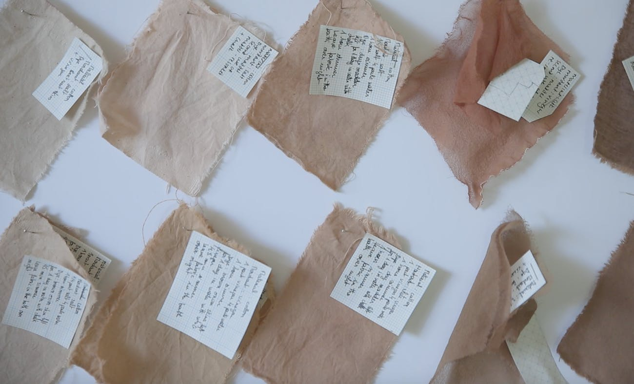 sustainable textile dyes