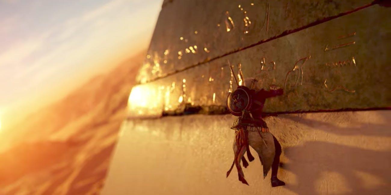 Assassin's Creed Origins Egypt