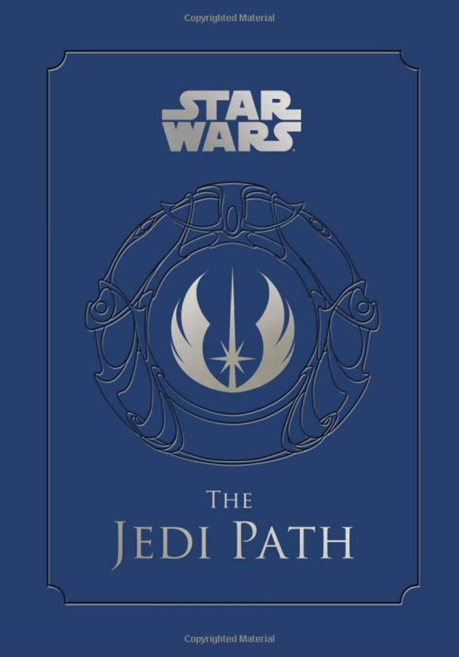 The cover of 'The Jedi Path'