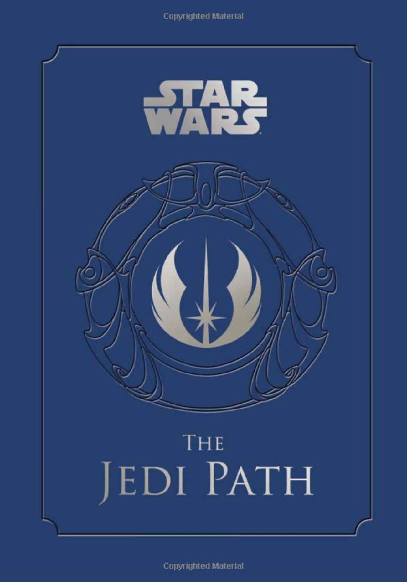 The cover of 'The Jedi Path'