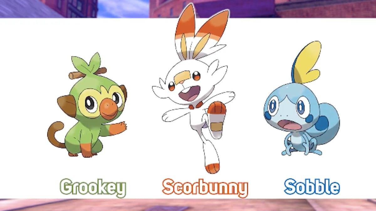 Pokémon Sword And Shield Release Date Region Starters And More