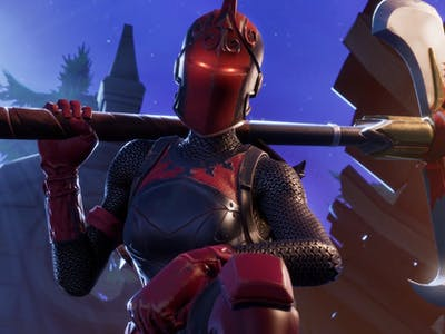 'Fortnite' Red Knight Skin