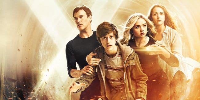 Rather than a mutant family, 'The Gifted' is more about a legit family.
