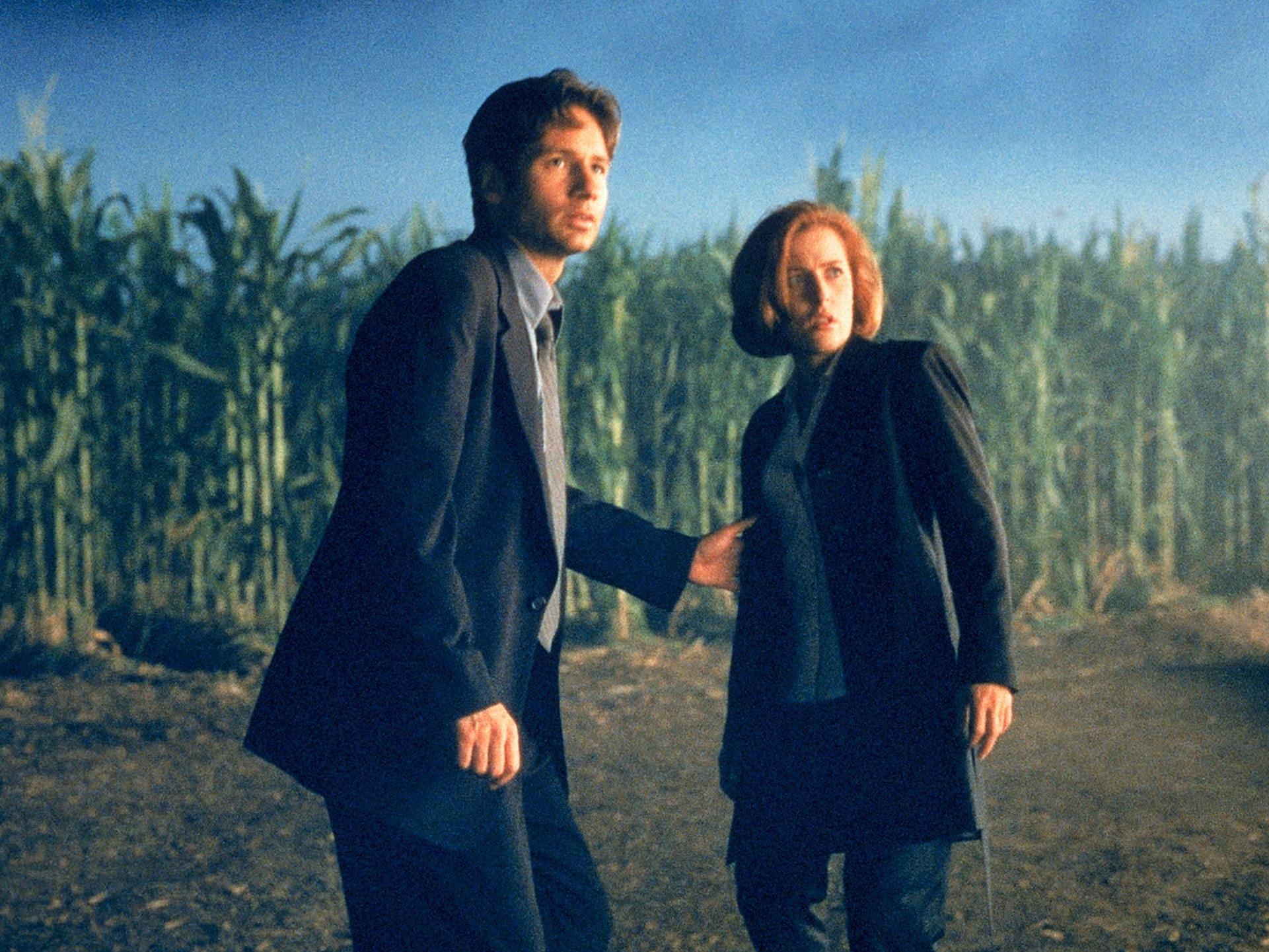 This Graph Names The Creepiest States According to 'The X-Files'