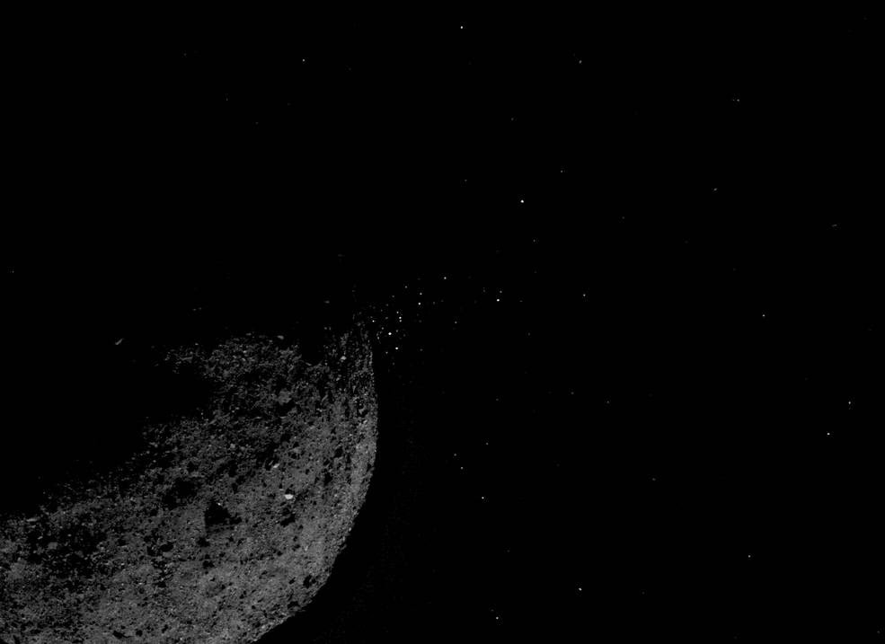 "Bennu's Unexpected Eruptions Are ""Biggest Surprise"" of NASA Scientist's Career"