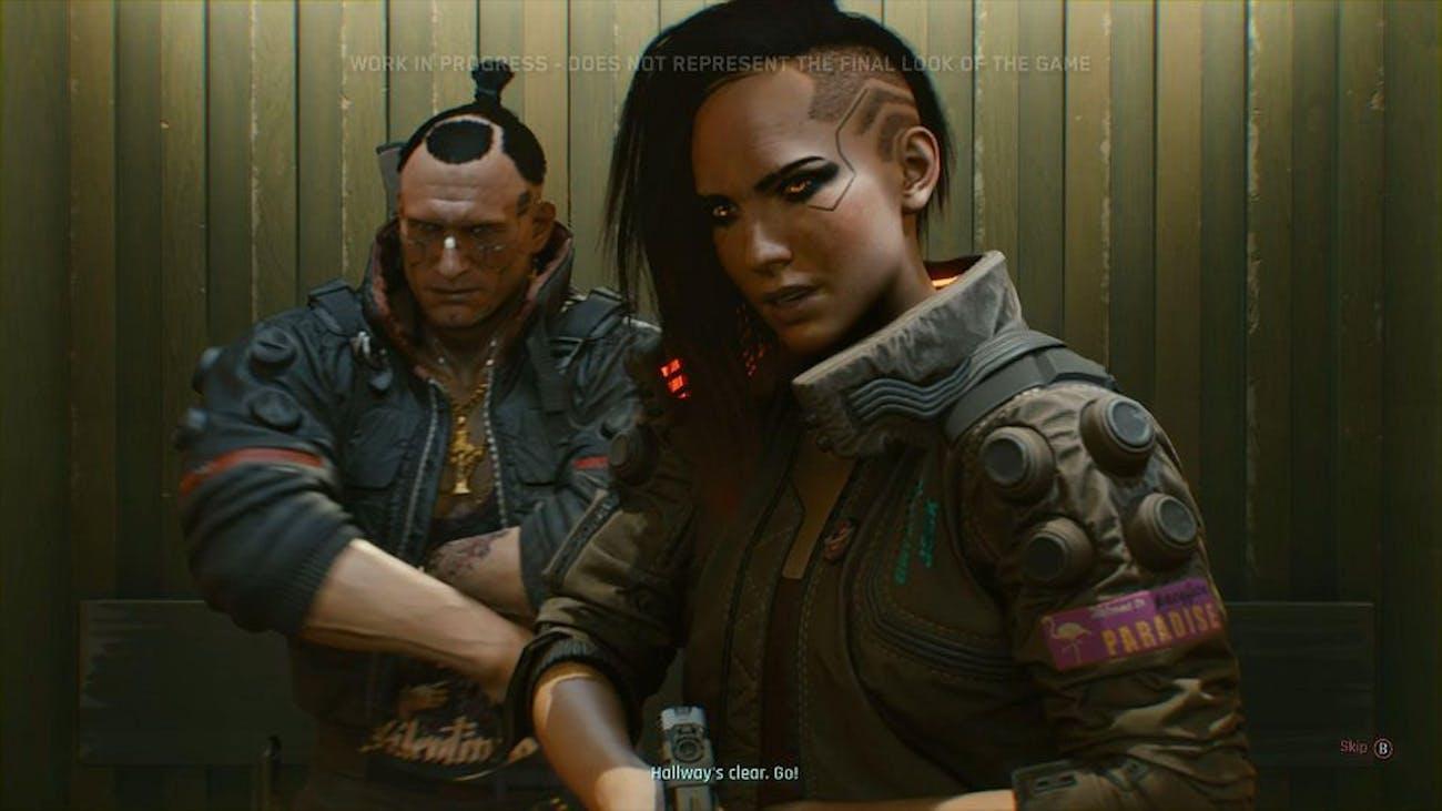 'Cyberpunk 2077' 48-minute gameplay demo