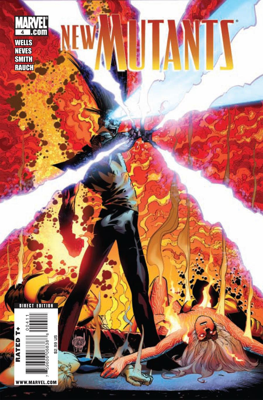 New Mutants Legion X-Men