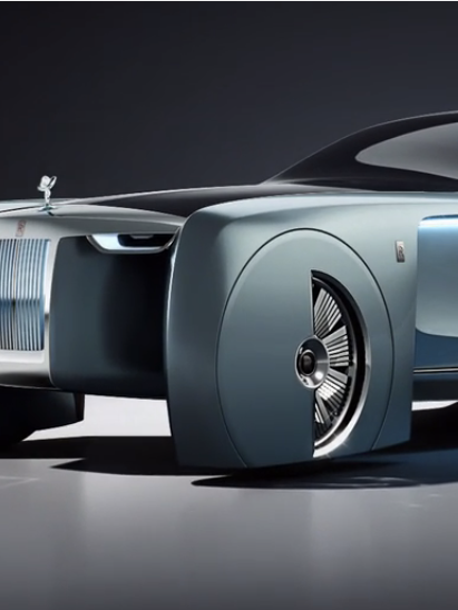 See rolls royce s slightly ridiculous 103ex concept car in 360 degree - See Rolls Royce S Slightly Ridiculous 103ex Concept Car In