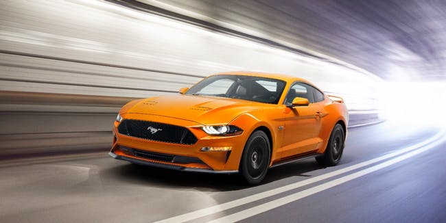 Ford\'s 2018 Mustang Has an Active Exhaust That Makes Its Engine ...