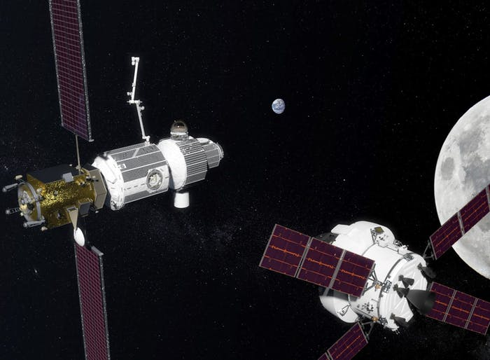 The Deep Space Gateway lunar outpost would allow astronauts to test systems required for deep space travel, all while they're close to Earth.