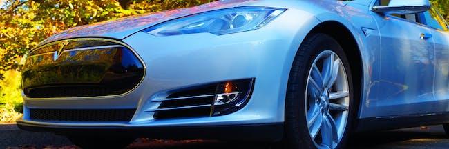 Tesla Model S Sedan # II