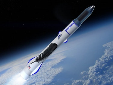 Bezos Reveals Cost of Blue Origin's New Glenn Rocket: $2.5 Billion