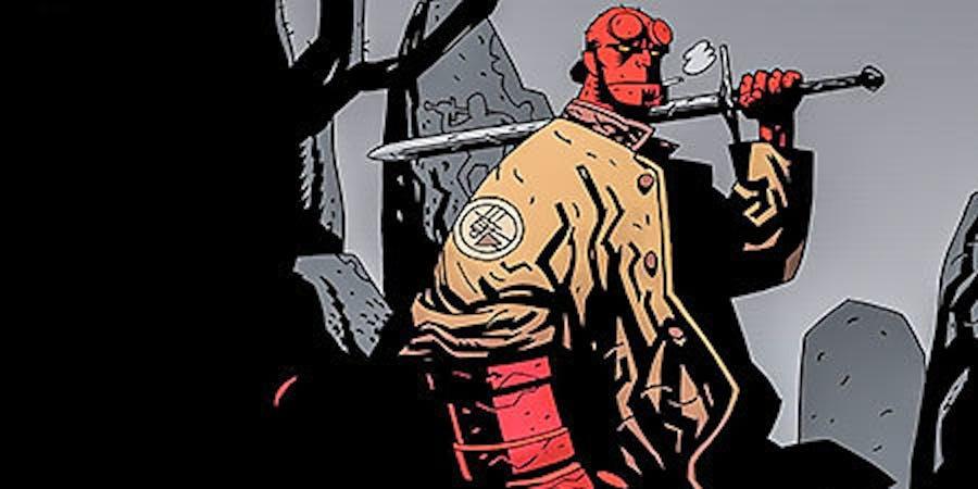 Mike Mignola Announces New Hellboy Movie