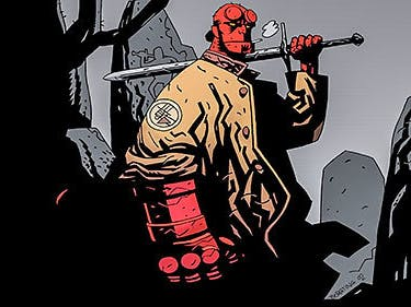 New 'Hellboy' Movie is Coming, Starring a 'Stranger Things' Actor