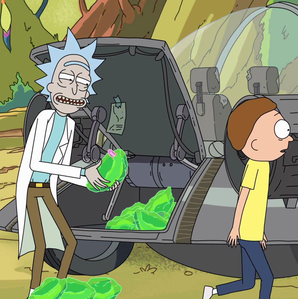 'Rick and Morty' Season 4 release date could resolve 6 important theories
