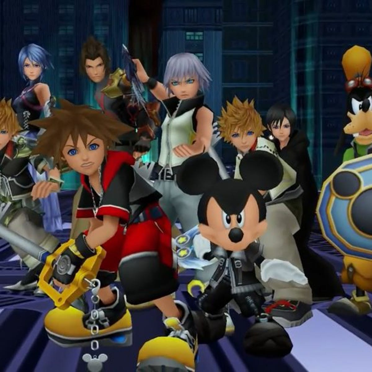 2c42aaad70c624  Kingdom Hearts 3  Basically Requires That You Play These Two Games First