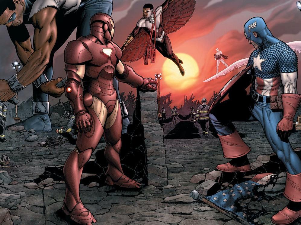 Can 'Captain America: Civil War' Fix the Comics' Biggest Mistakes?