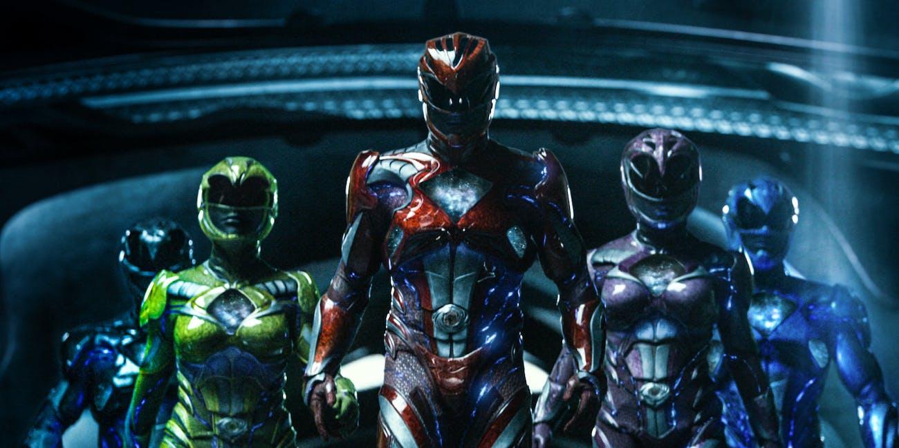 Power Rangers