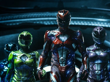 The 'Power Rangers' Movie Almost Looked Even Weirder